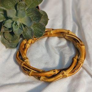 REAL Bamboo Wood Bracelet
